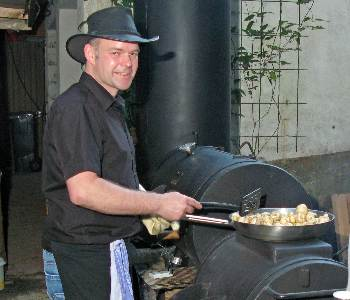 Barrel Smoker Catering