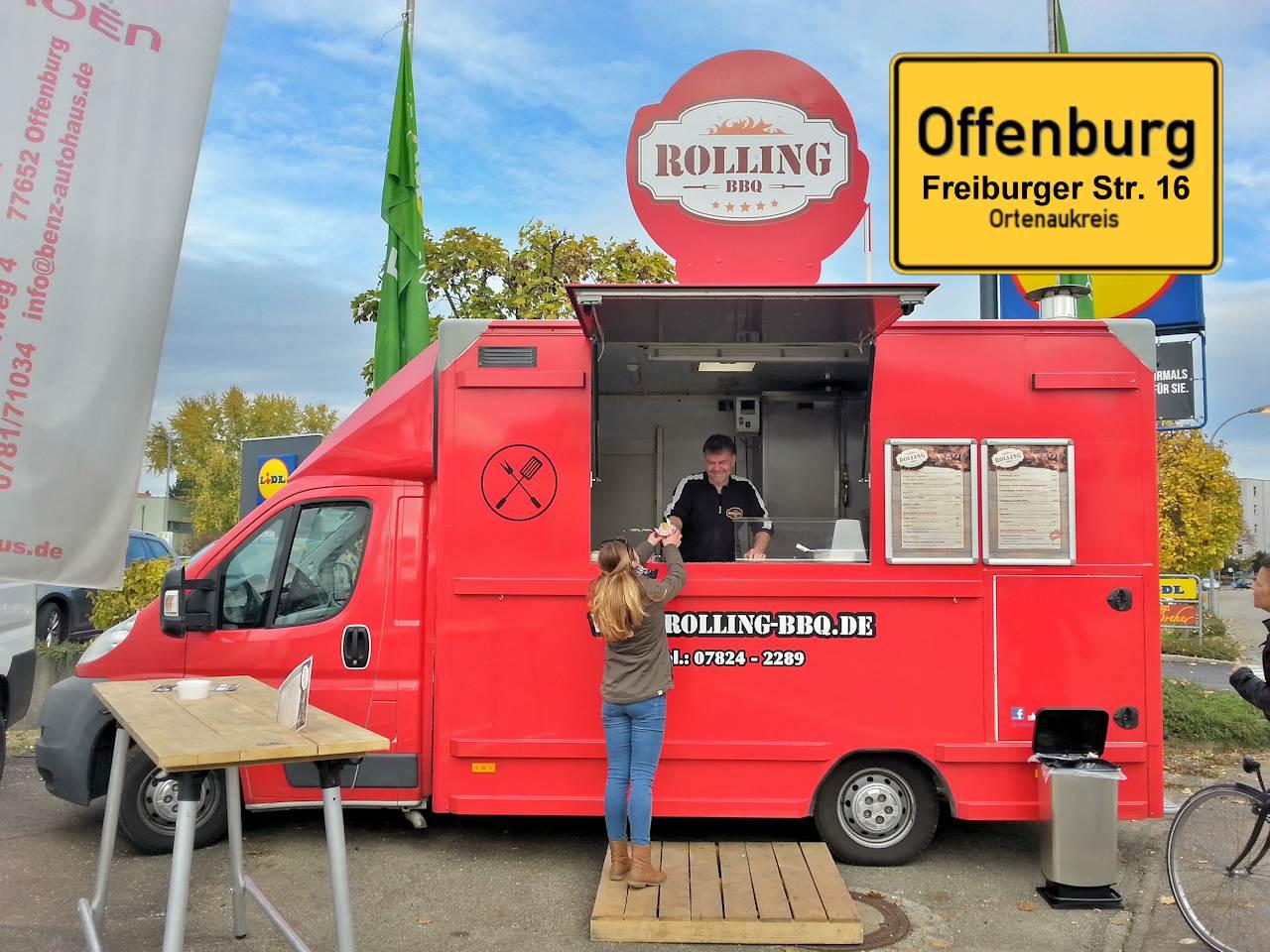 Food Truck Offenburg